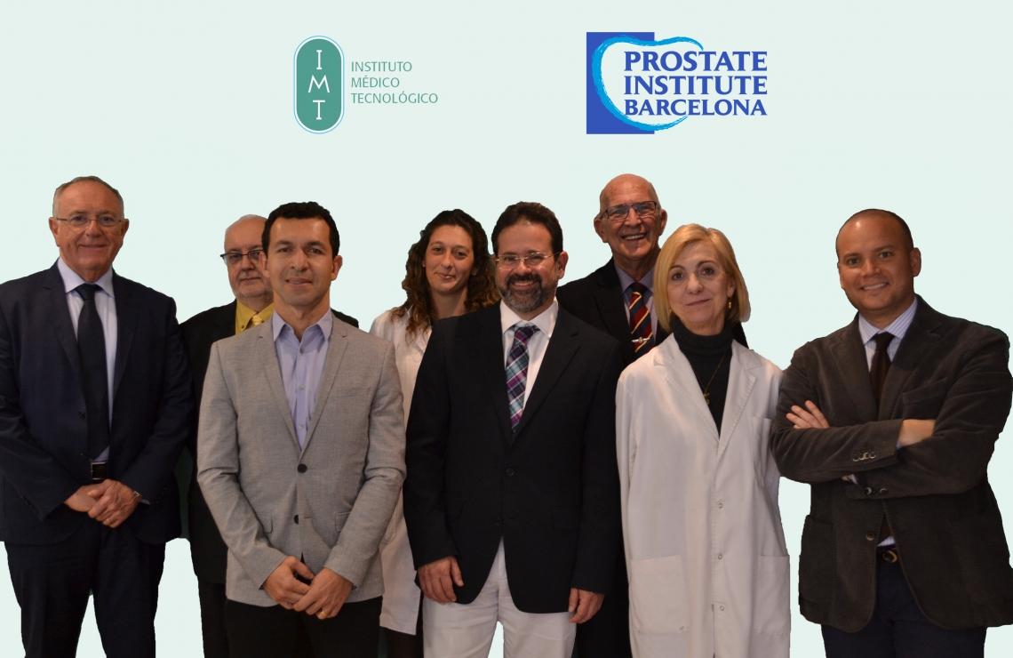Cómo realizar cirugía de próstata con la clínica láser