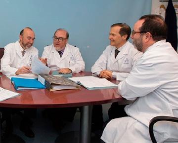 tasa de braquiterapia de próstata de disfunción eréctiles